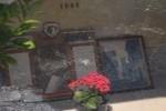 Genova, Cimitero di Staglieno :: La tomba di De Andrè