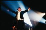 Fabrizio canta Ottocento, 1991 :: Foto di Guido Harari