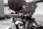 Fabrizio vacanza in Sardegna, 1955 :: Archivio Fondazione De Andrè