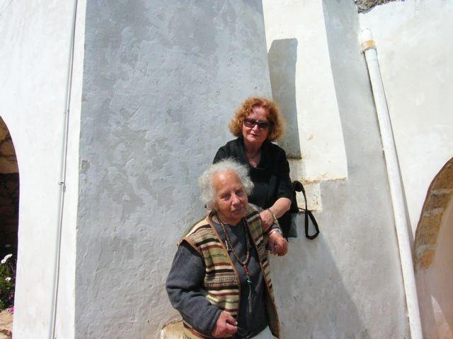Lisetta Carmi e Lea Melandri