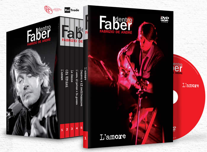 "Cofanetto DVD ""Dentro Faber"""